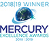 Mercury Excellence Awards 2018/2019